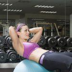 วิธีการออกกำลังกายโดยการเล่นกล้ามหน้าท้อง