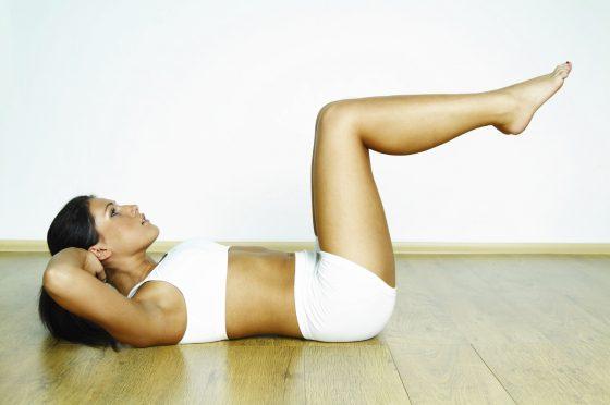วิธีการออกกำลังกายที่สามารถลดหน้าท้อง